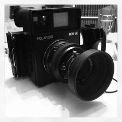 Polaroïd 600SE - Photo of Hyencourt-le-Grand
