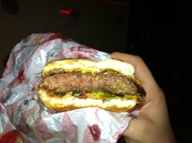 MEATliquor - bright burger