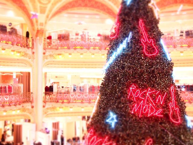 Rock & Mode aux galeries