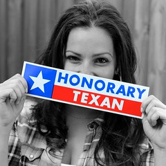 honorary texan