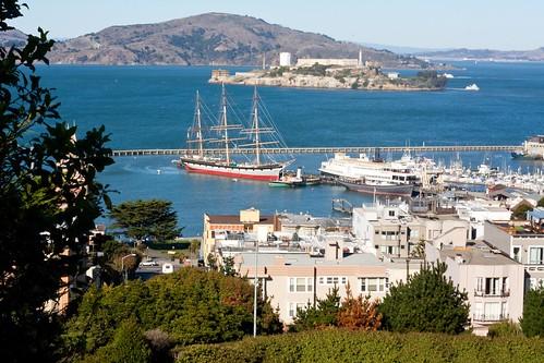 Balcutha at San Francisco Bay