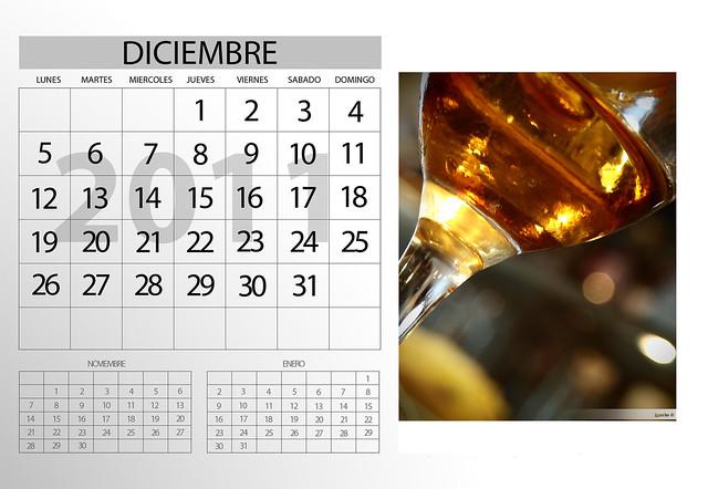 Abendua · Diciembre · December
