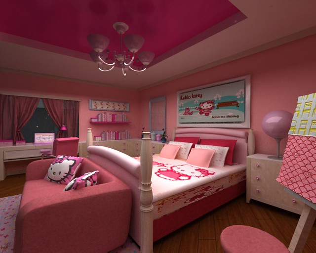 Hello Kitty Bedroom Flickr Photo Sharing