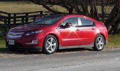 city car(0.0), chevrolet(1.0), automobile(1.0), vehicle(1.0), chevrolet volt(1.0), sedan(1.0), land vehicle(1.0),
