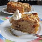 Bild zu Rezept ©Apfel, Walnuss & Pudding-Kuchen 002