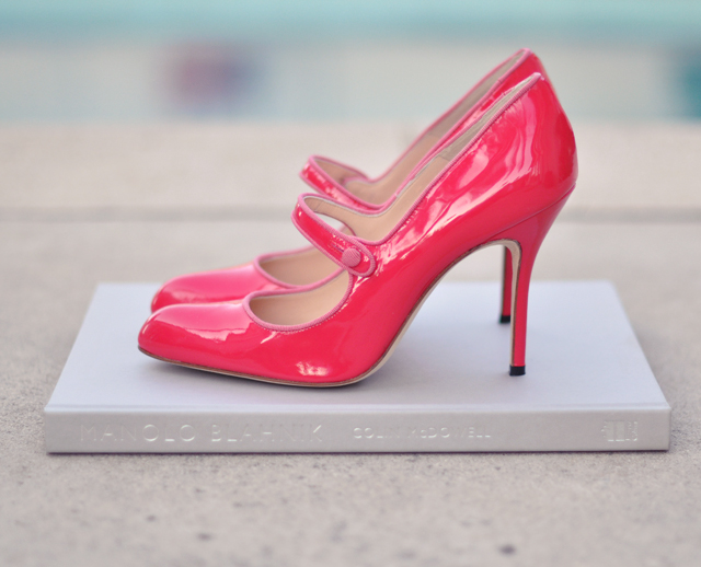 manolo blahnik mary jane shoes