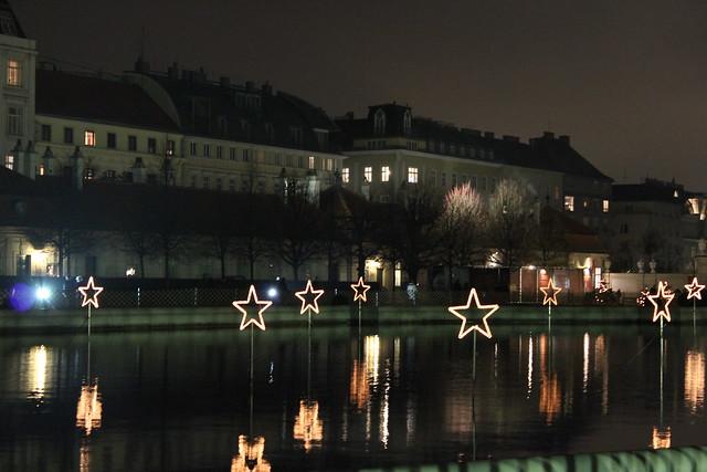 Estanque del Palacio Belvedere