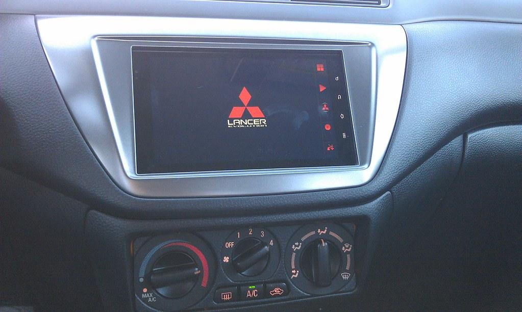 Android Evo EvolutionM Mitsubishi Lancer and Lancer
