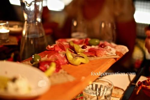 San Daniele prosciutto @ Jaime's Italian Sydney