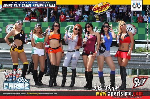 """Sexy Chicas 911 """"Energy Drink"""" Figureando para Aperisimo Figureo!!! by Aperisimo.com"""