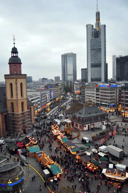 Zeil strasse Frankfurter Weihnachtsmarkt, el mercado de Navidad más grande de Alemania - 6464794091 581698ce6a o - Frankfurter Weihnachtsmarkt, el mercado de Navidad más grande de Alemania