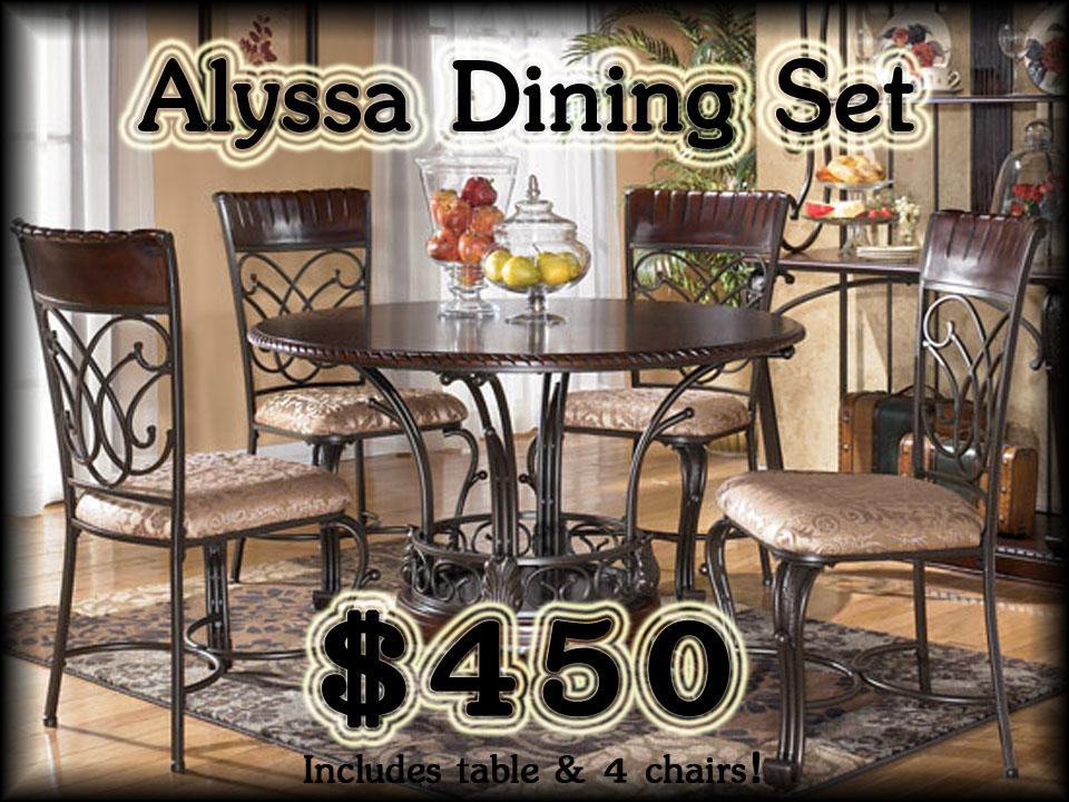 D345ALYSSA$450