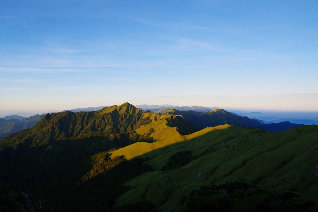 黑色奇萊 Mt. Chilai