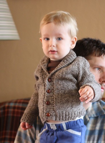 Toddler Sophisticate Sweater