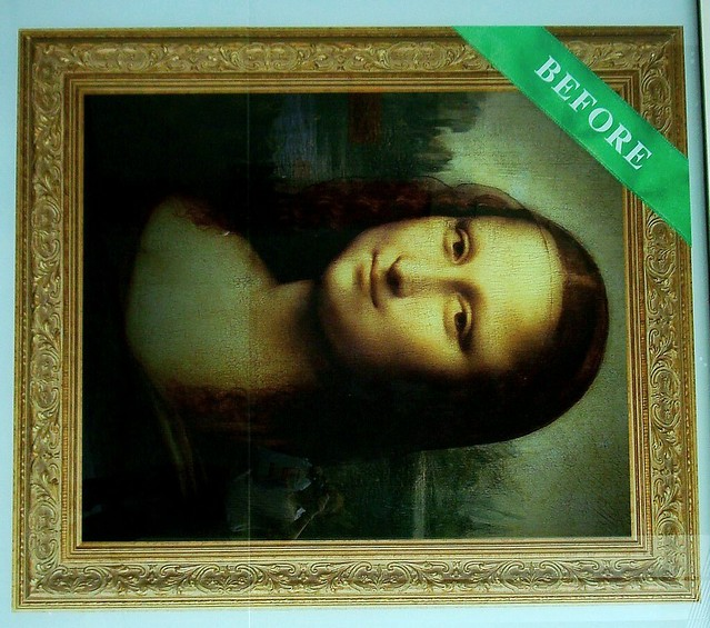 Mona Lisa : There Are New Hidden Images In Mona Lisa ...
