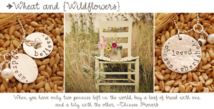 What and WIldflowers Header