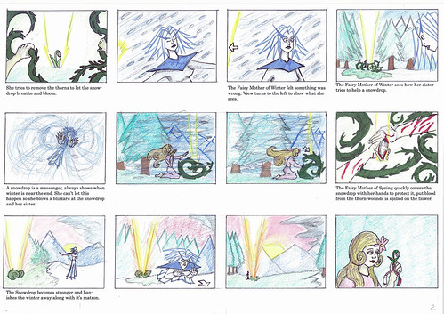 Legend of March Trinket - Storyboard 2/2