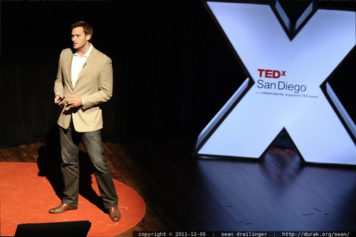 Jake Wood speaks to TEDxSanDiego about Team Rubicon    MG 4072