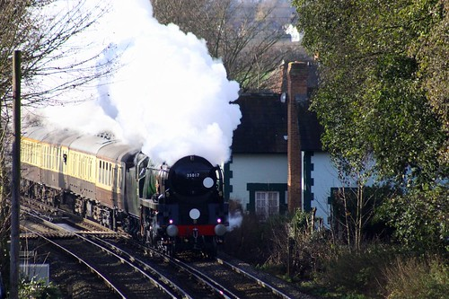 The Canterbury Christmas Special at Chartham December 10th 2011