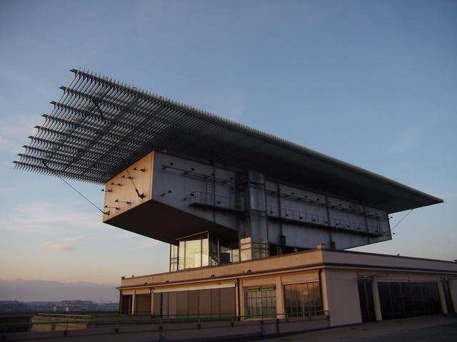 lo scrigno - Renzo Piano - Lingotto - Torino