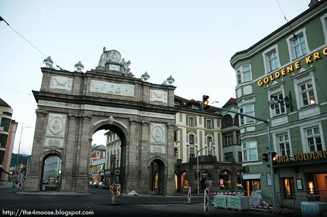 Triumphpforte, Innsbruck