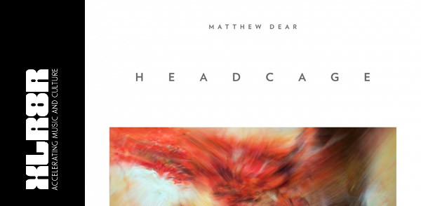 "Matthew Dear ""Headcage"" (Image hosted at FlickR)"