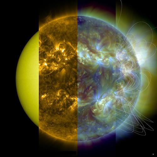 Troisième anniversaire du satellite d'observation solaire SDO