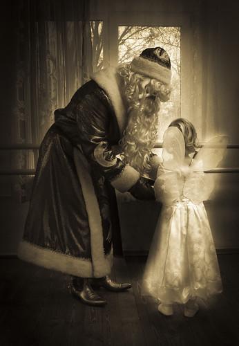 Новогодняя сказка /NY fairytale