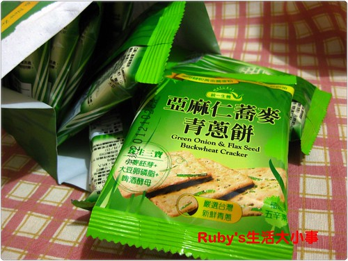 統一生機亞麻仁蕎麥青蔥餅 (4)