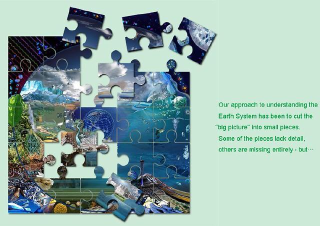 【图】IGBP(国际地圈生物圈计划)