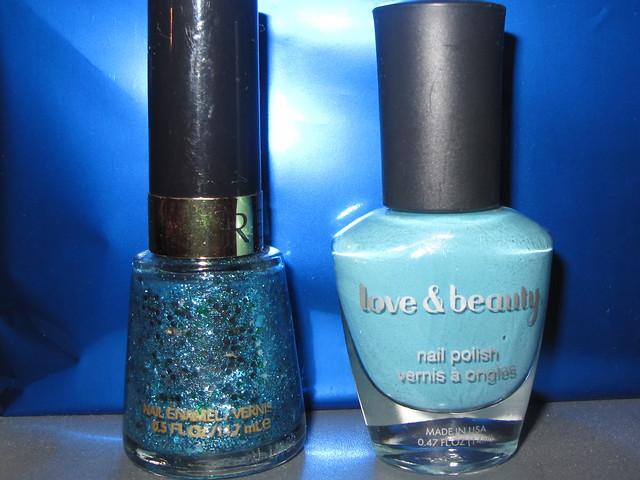 Livingaftermidnite - Blue Glitter