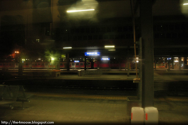 CNL 363 - Innsbruck Hbf