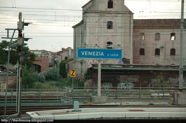 CNL 363 - Venezia Santa Lucia