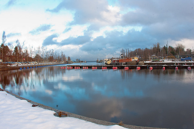 Tampere lake 3
