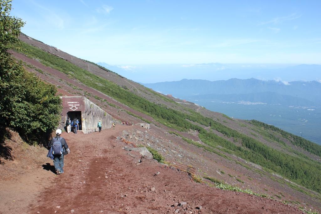 Mt. Fuji experience report (Yoshida route) Part4 (18)