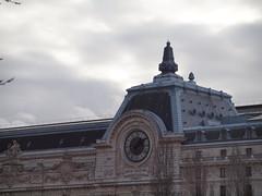 Antigua estación del tren de Orleans