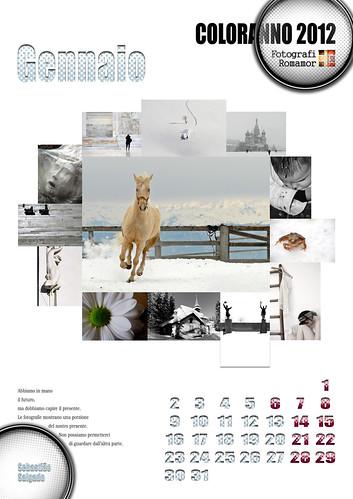 Coloranno 2012: 51 autori, 12 mesi, 145 foto :)