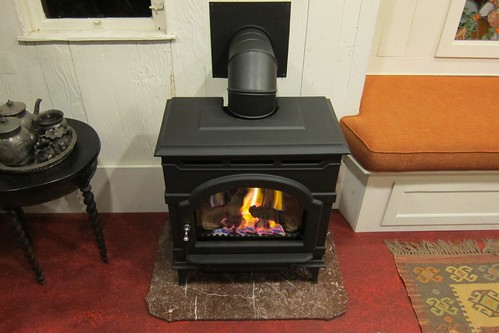 WP668 Caboose Stove