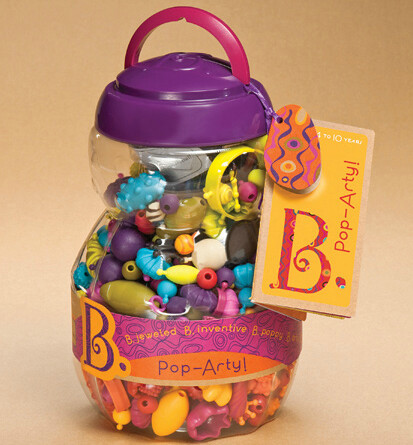 pop-arty! beads