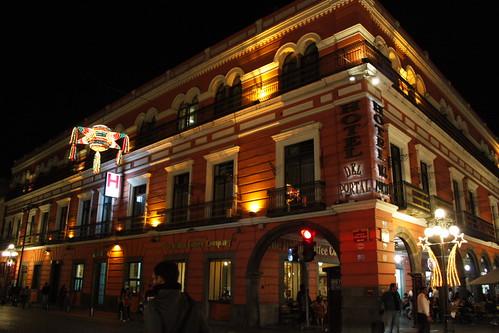 Navidad 2011, Puebla de los Ángeles, Puebla, México