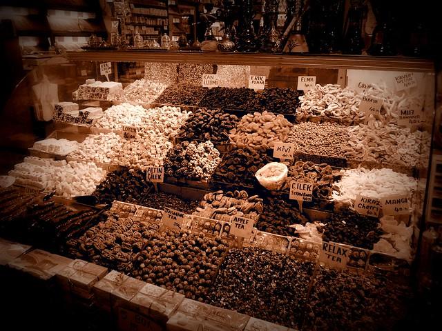 Oriental Spices Part 1