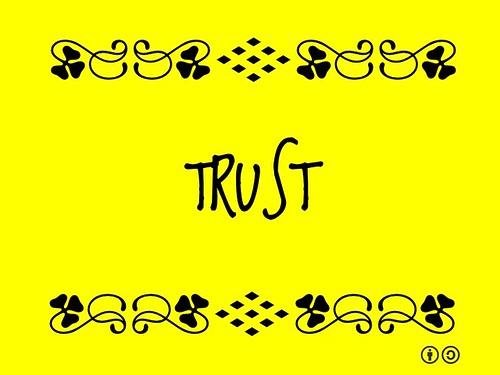 Buzzword Bingo:Trust (2011)