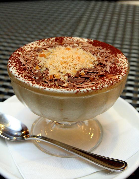 Maria's Cafe Tiramisu