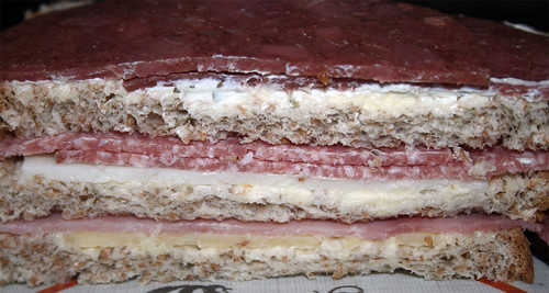 dinner layers VI