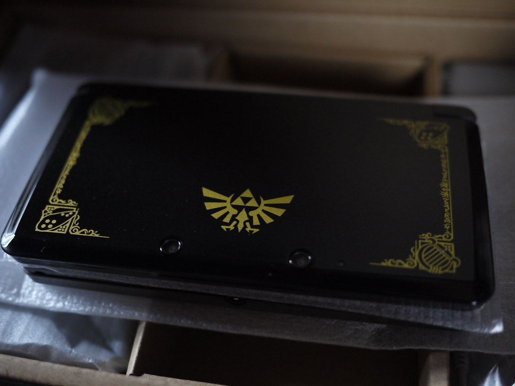 Nintendo 3DS | The Legend of Zelda 25th Anniversary Limited Edition