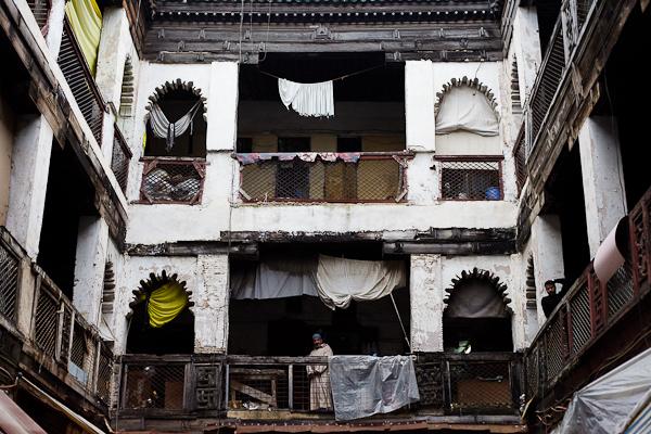 Maroc 2011 - Vieux riad - Fès