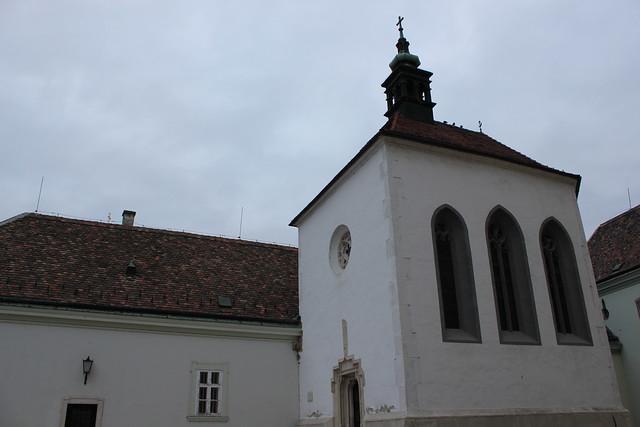Szent Anna kápolna en Székesfehérvár