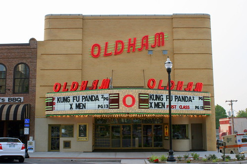 Oldham Theater - Winchester, TN