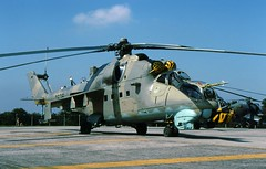 0836 Mi-24V Czech Air Force