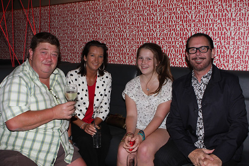 Jonathon Coleman,Emily Coleman, Layne Beachley, Kirk Pengilly by Eva Rinaldi Celebrity and Live Music Photographer